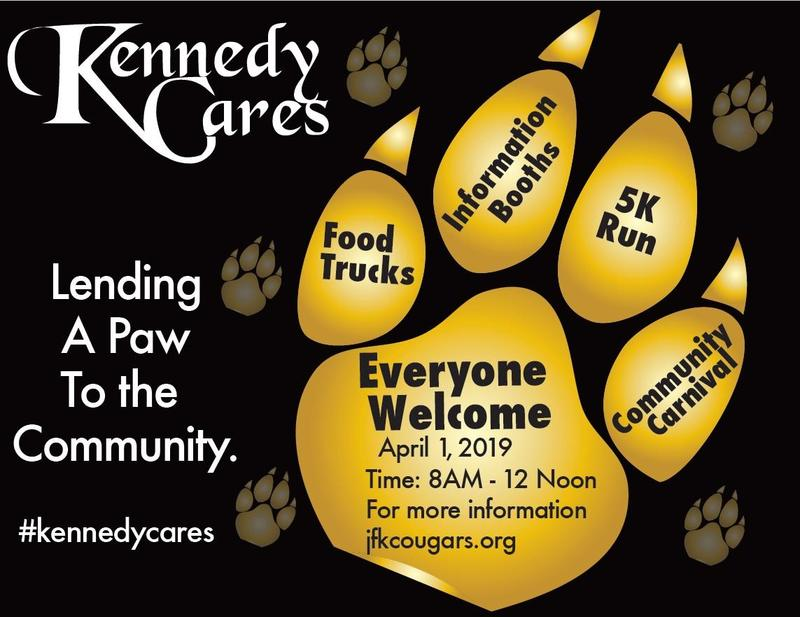 Kennedy Cares Festival April 1 Featured Photo