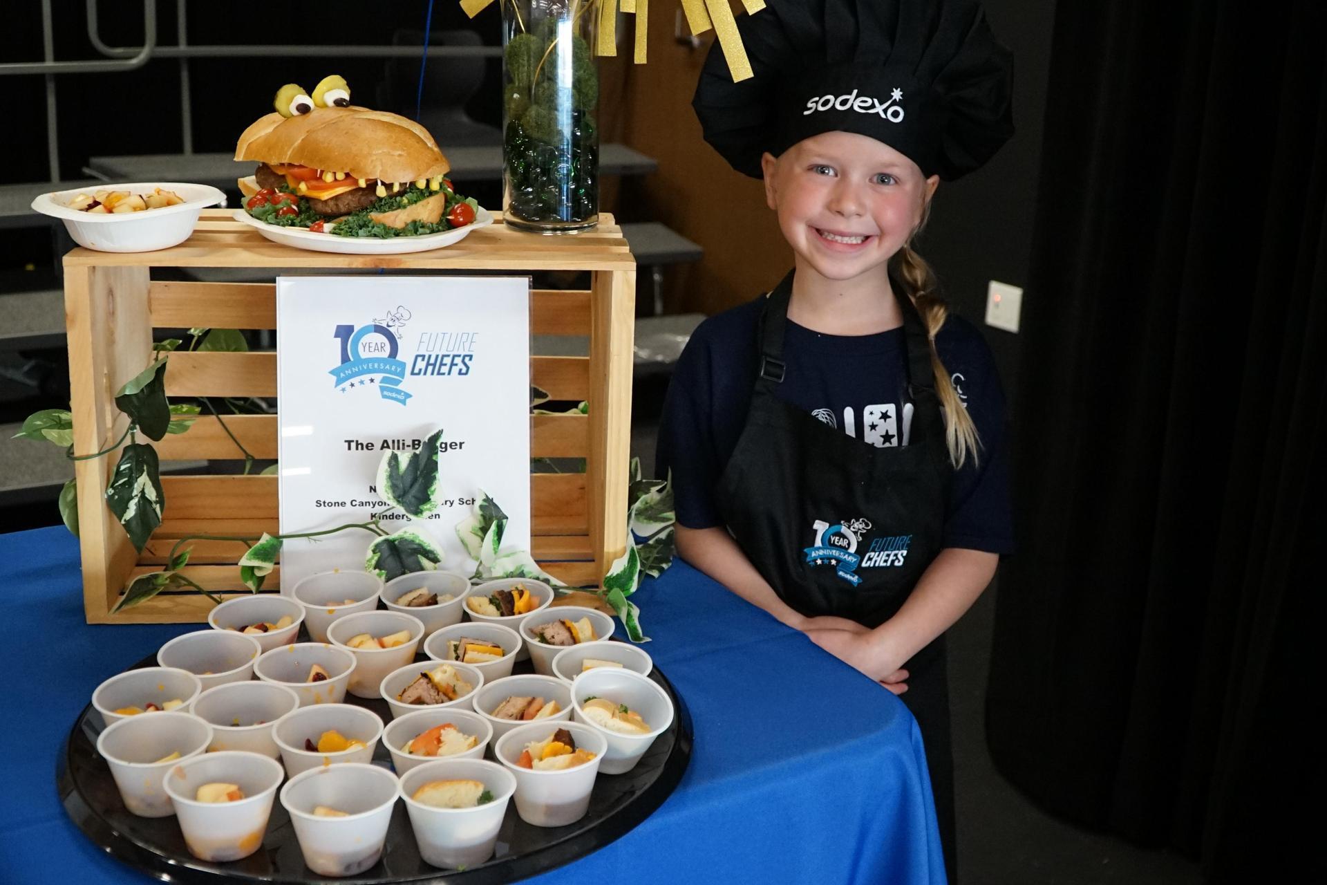 Child Chef Image