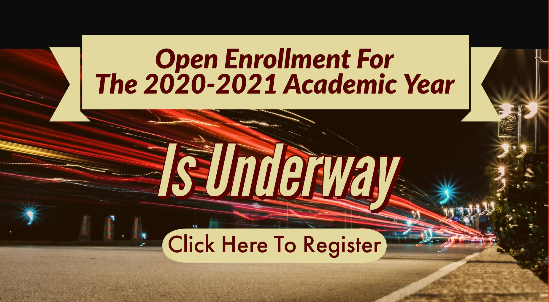 2020-2021 Open Enrollment Underway