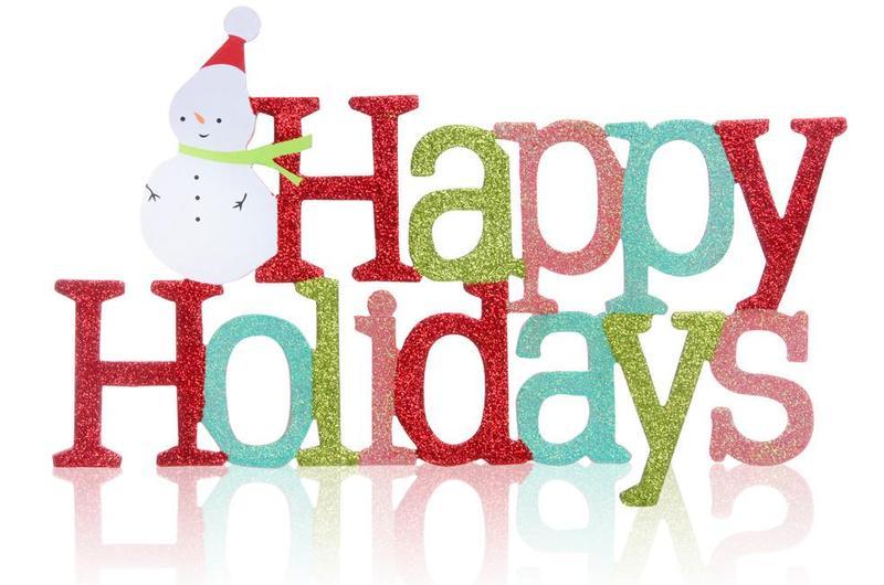 LASGS Winter Break December 17 - January 4 Featured Photo