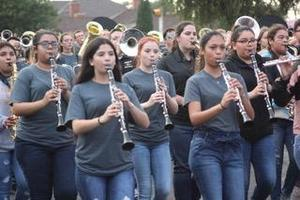 band students
