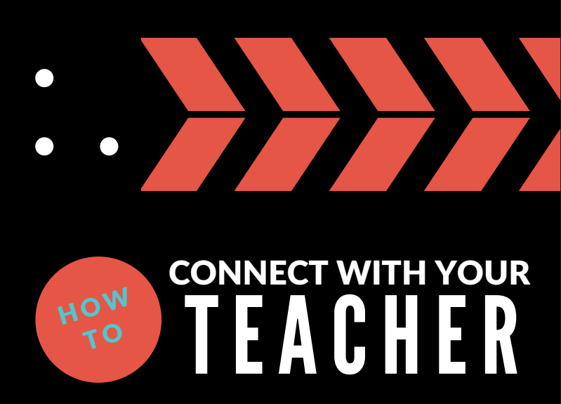 Connect With Your Teacher Thumbnail Image
