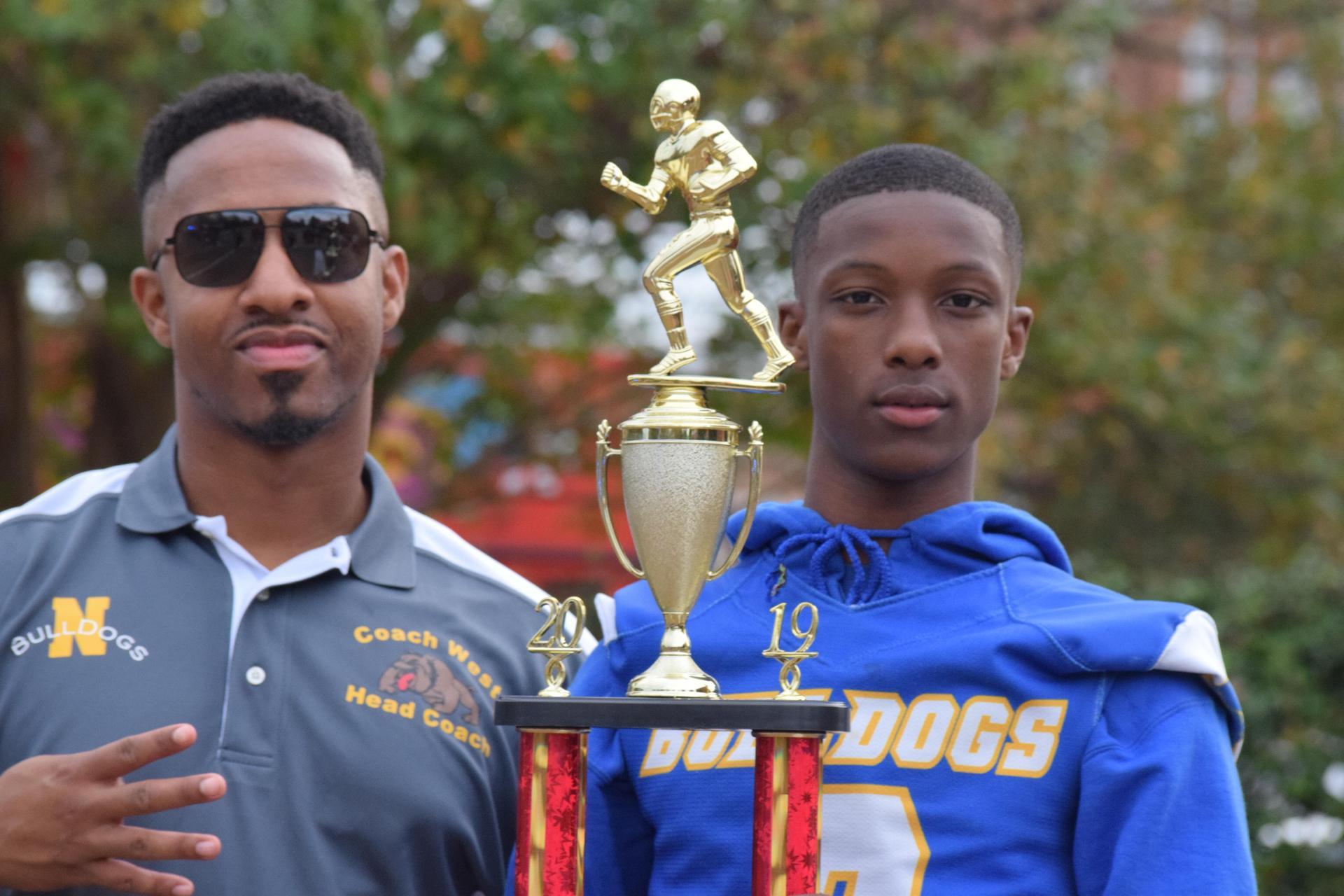 Natchez Middle School Football