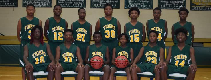 McComb High School Basketball Teams 2019-2020