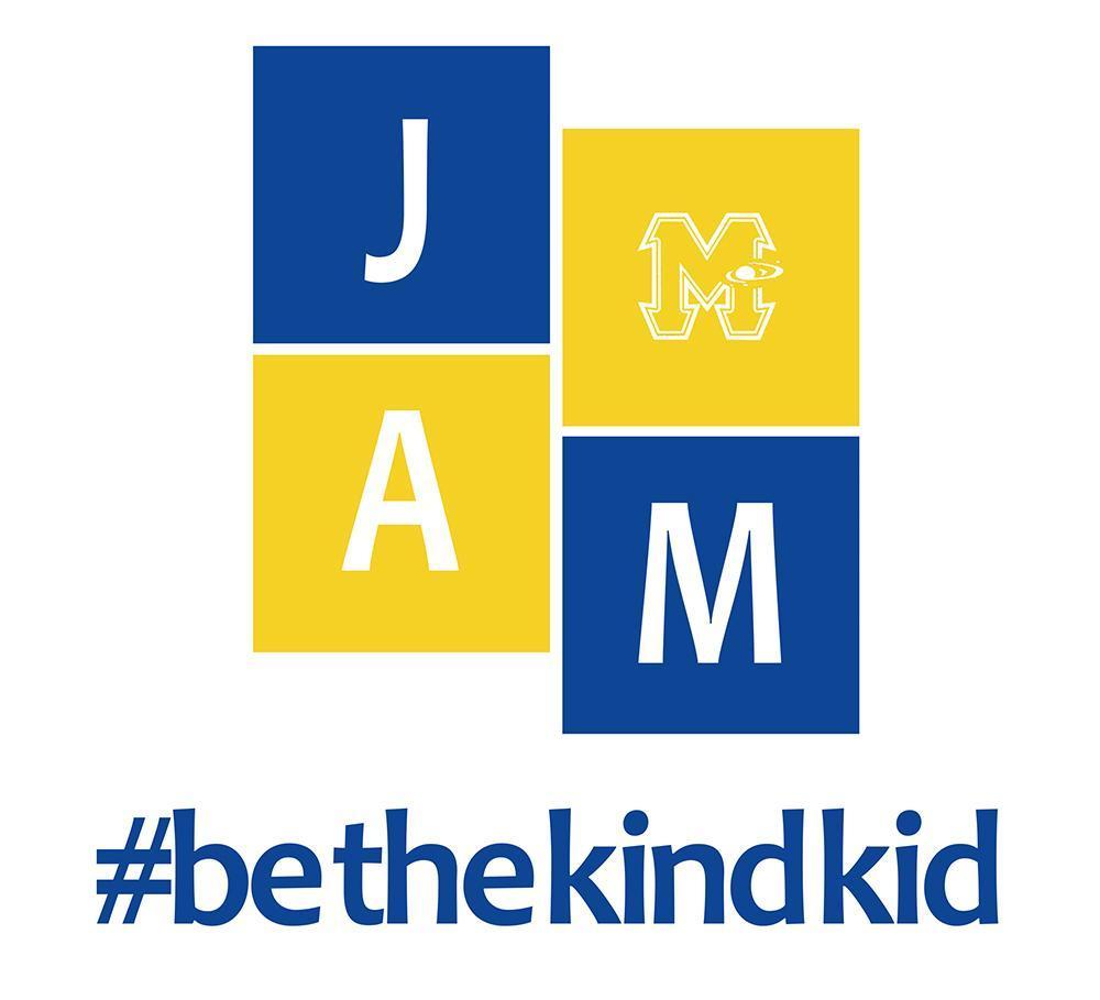 JAM Club - #bethekindkid