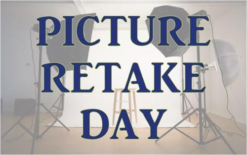 Picture Retake Day November 14 Featured Photo