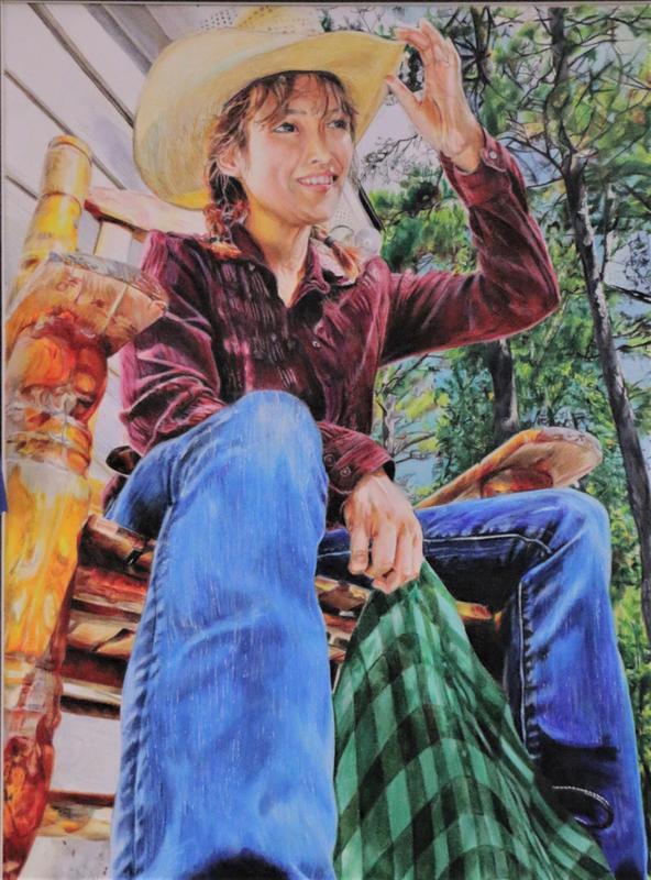 2021 Mackenzie Bayless - Well Howdy Sunshine.JPG