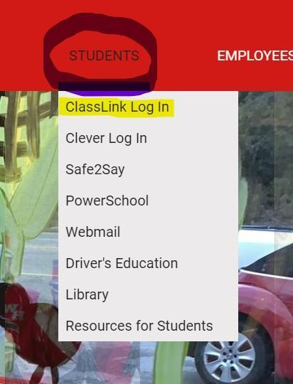 WHSD page