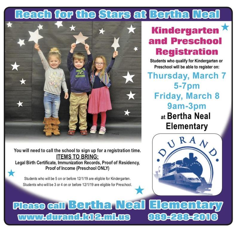 Kindergarten & Preschool Registration Featured Photo