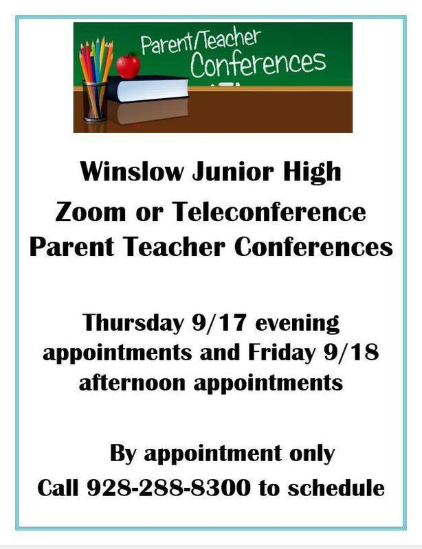 WJHS PARENT TEACHER CONFERENCES Featured Photo