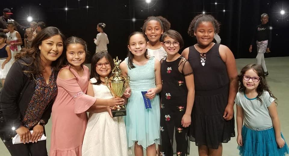 Mill School Dance Competition Winners
