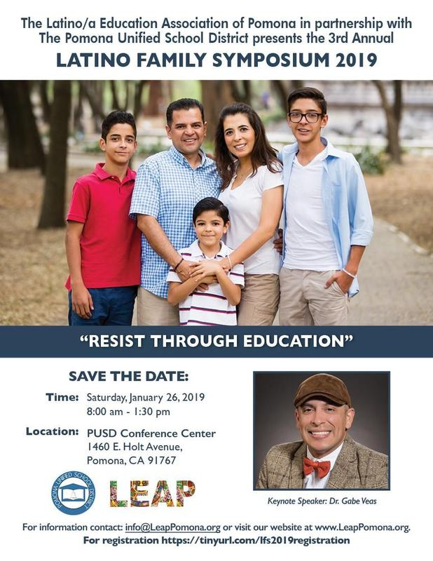 Latino Family Symposium