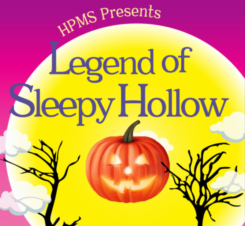 Legend of Sleepy Hollow poster