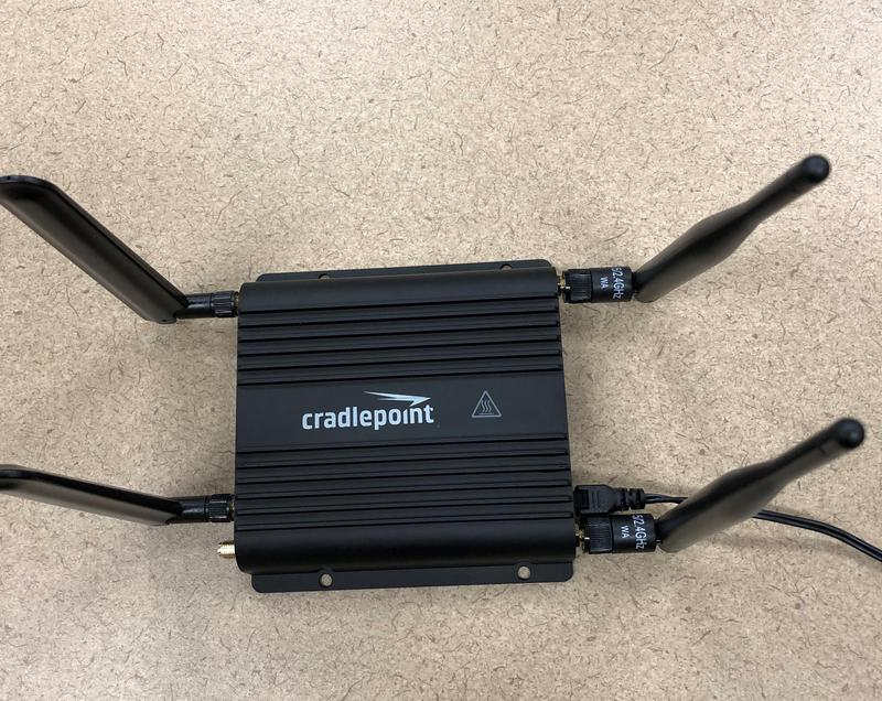 Image of a router