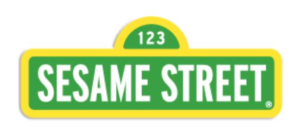 Logo: Sesame Street