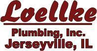 loellke plumbing logo