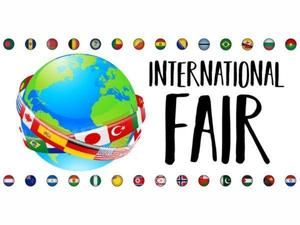 international fair graphic