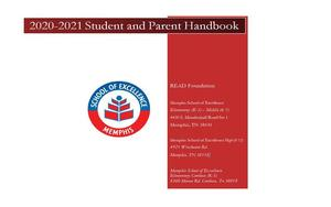 2020-21 Parent and Student Handbook Feedback