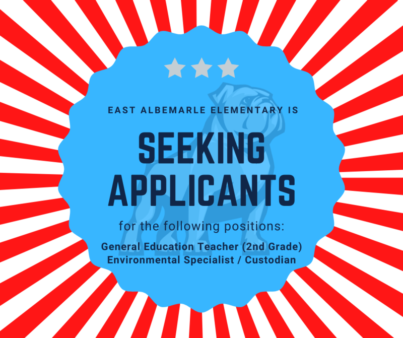 Seeking Qualified Applicants! Featured Photo