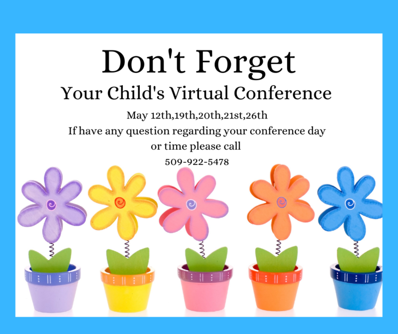 Virtual Conference Dates