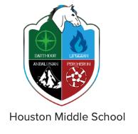 Houston Middle Logo