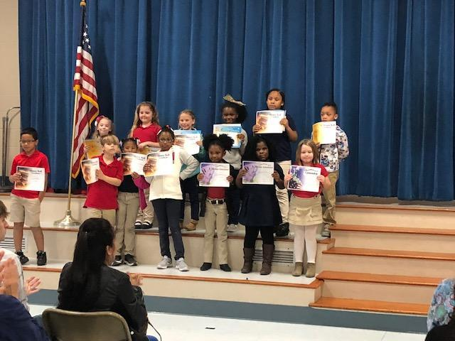 2nd Term Awards Day