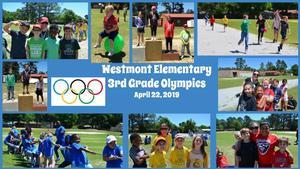 3rd Grade Olympics