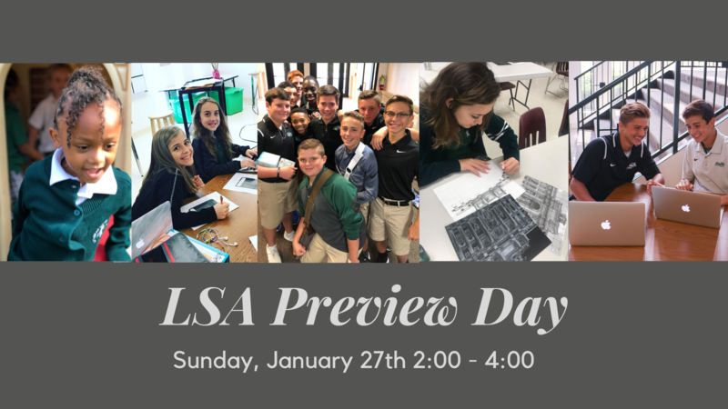 Lutheran South Preview Day Thumbnail Image