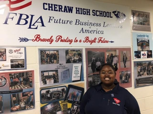 Tristan Moore to serve on the SC FBLA State President's Council Featured Photo
