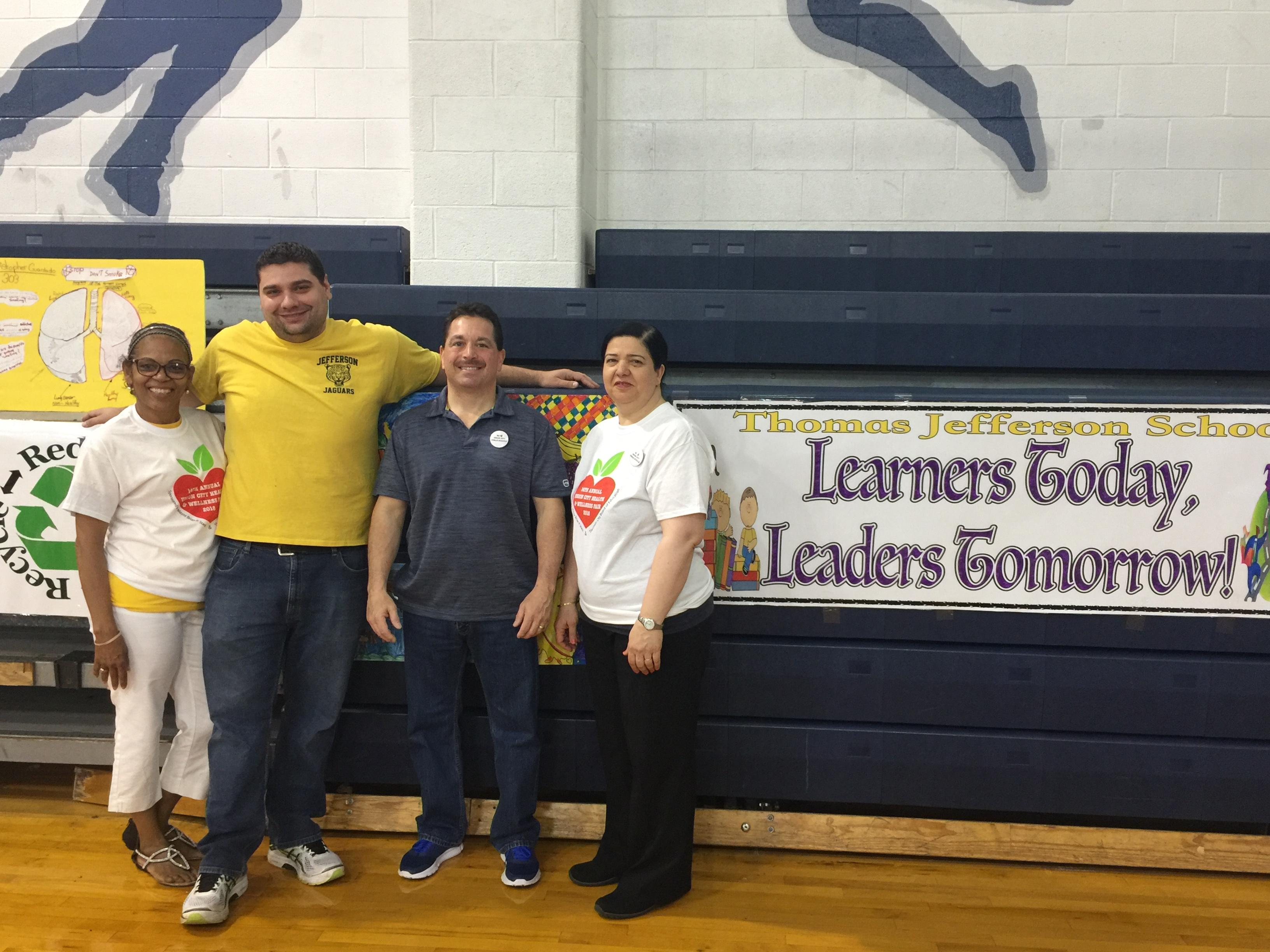 ms. fransisco, mr. petrovich, mr. celebrano, ms. michael