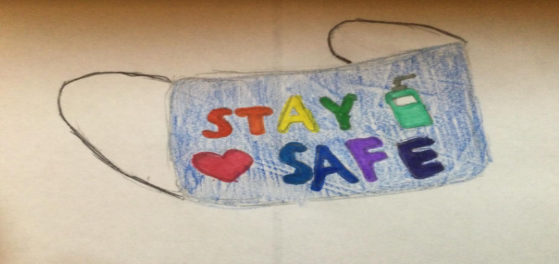 stay safe mask