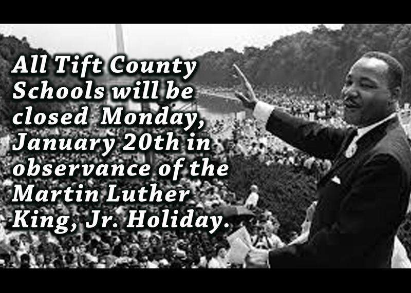 MLK Holiday January 20th Featured Photo