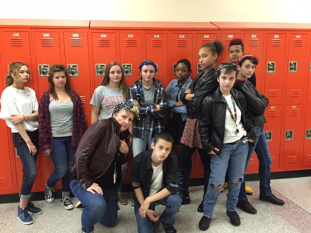 80's Day at VMS