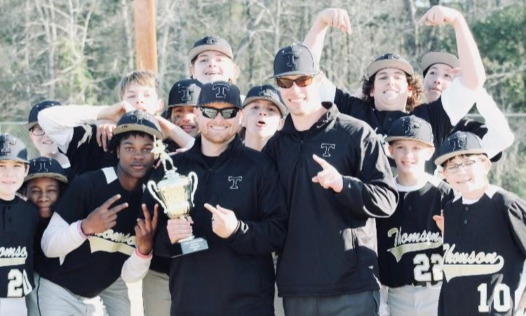 2018 CSRA Athletic League Champions