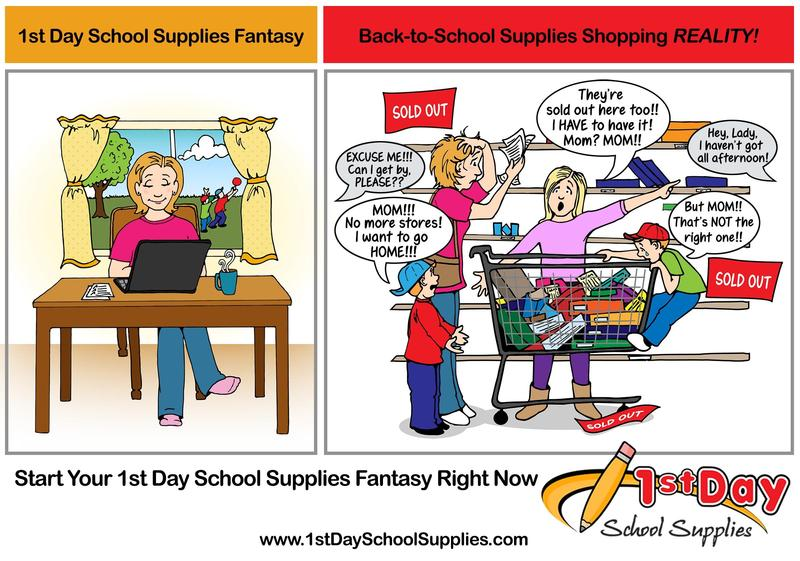 Order your school supplies TODAY! Featured Photo