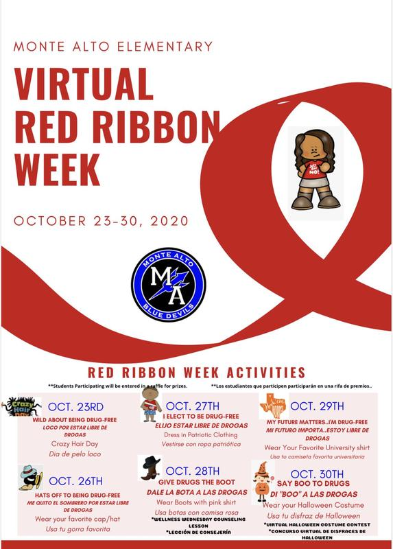 Virtual Red Ribbon Week Featured Photo
