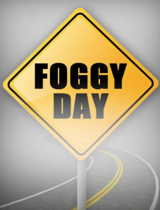 Foggy Day Information Featured Photo