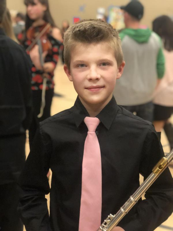 Ben Poshusta Made Colorado All-State Middle School Band Thumbnail Image