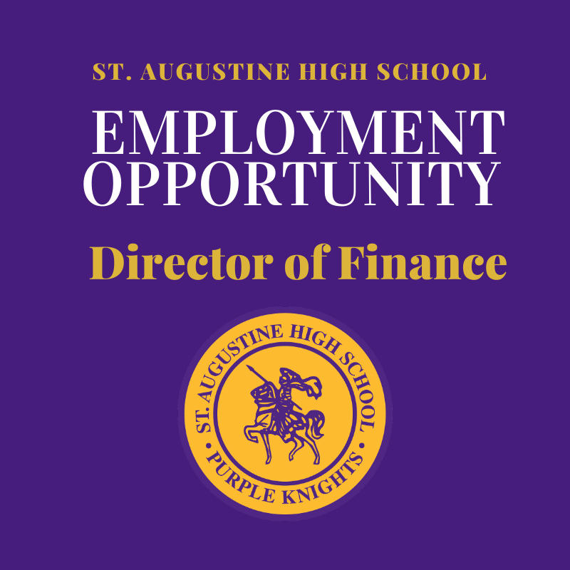 Employment Opportunity: Director of Finance Featured Photo