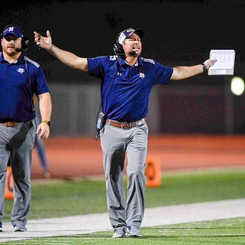 McKinney North's Kyle Hardin named CISD athletic director, head football coach Featured Photo