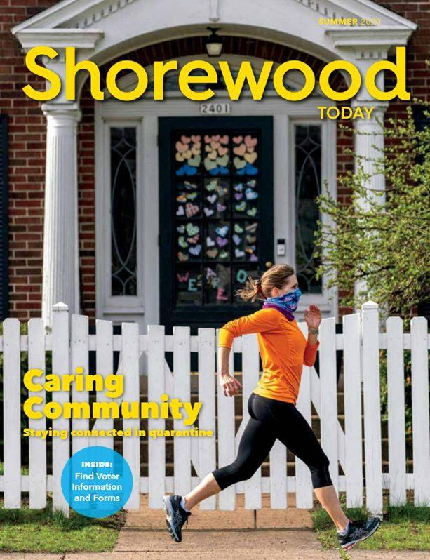 shorewood today cover