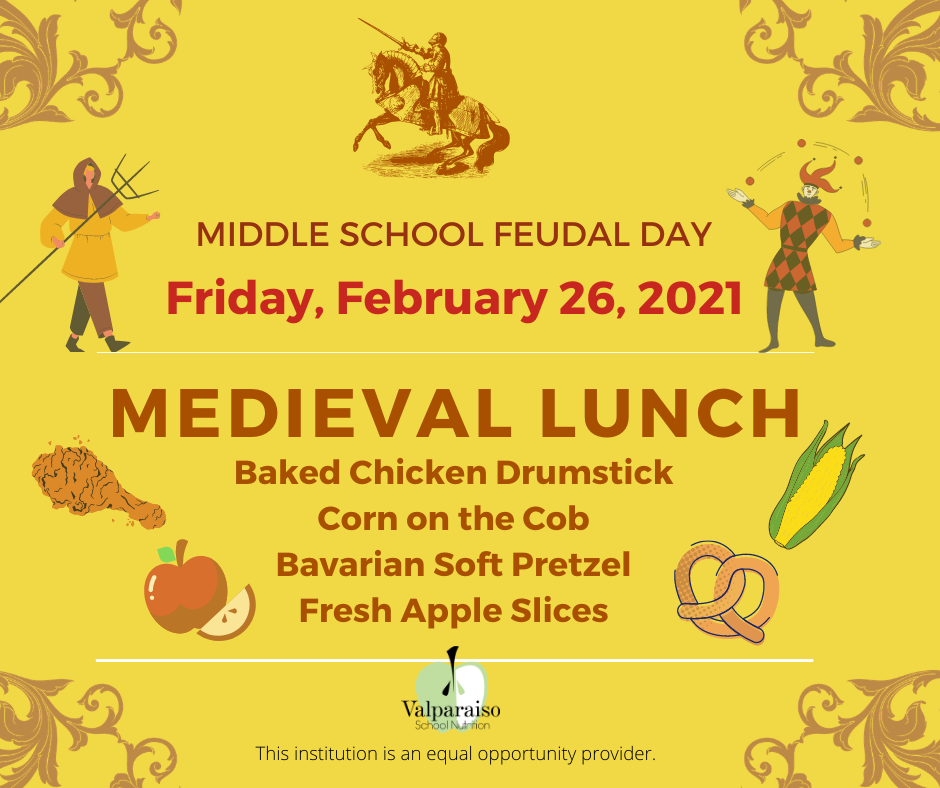 Medieval Lunch