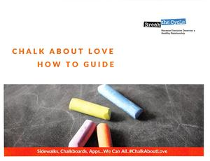 Chalk about love