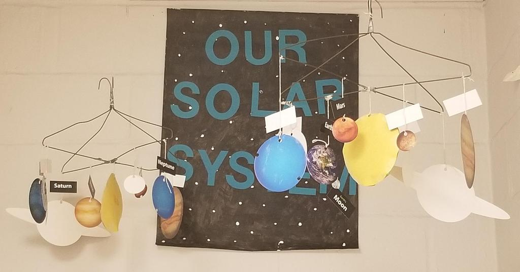 Our solar system -Elementary