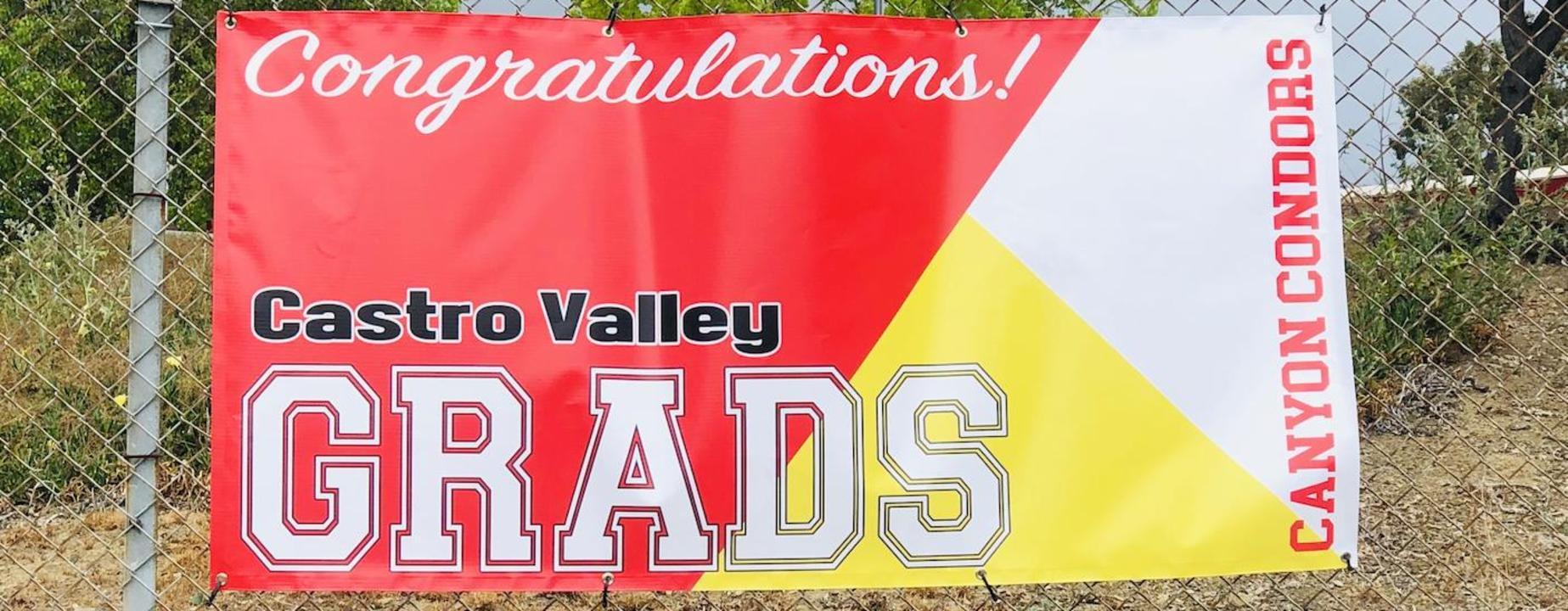 Castro Valley Grads