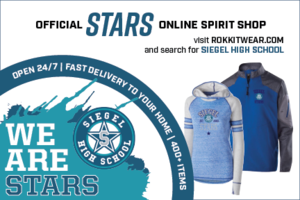 Visit the Siegel Spirit Store!