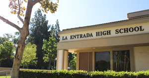 La Entrada High School.