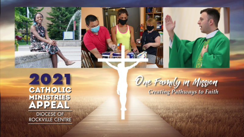 2021 Catholic Ministries Appeal Featured Photo