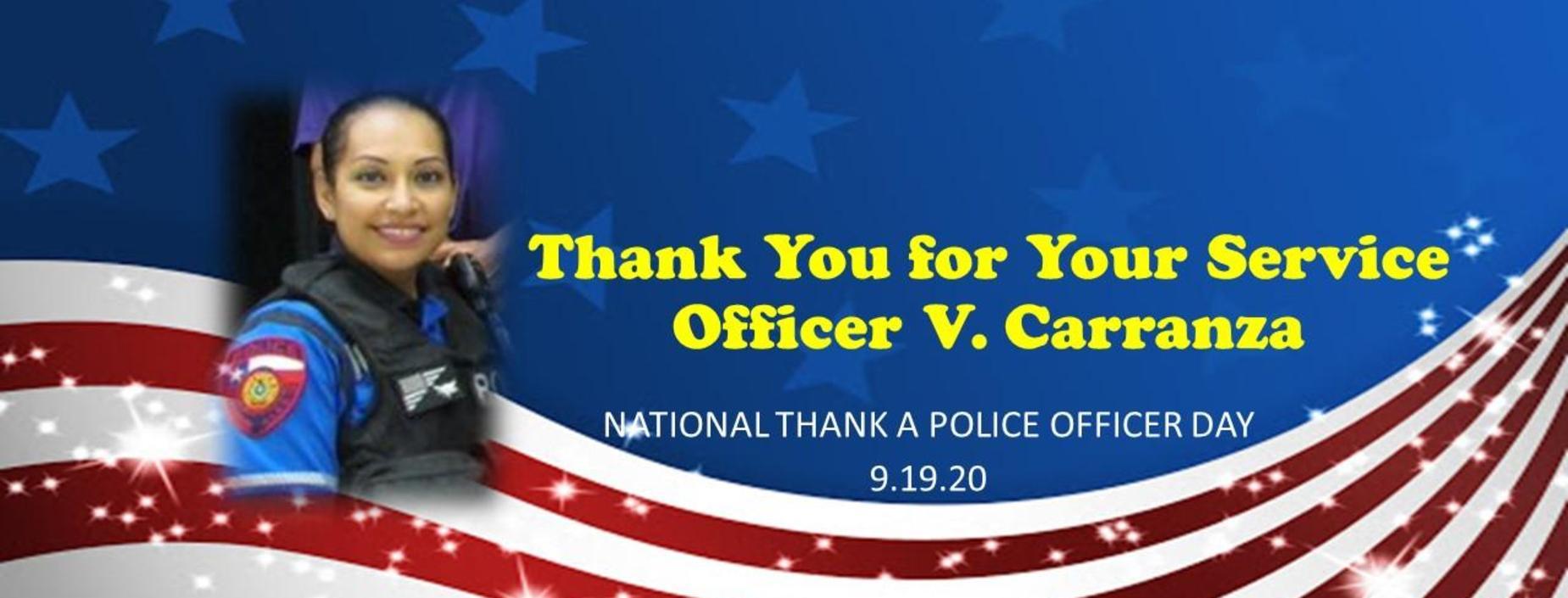 officer carranza