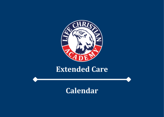 Extended Care Calendar Featured Photo